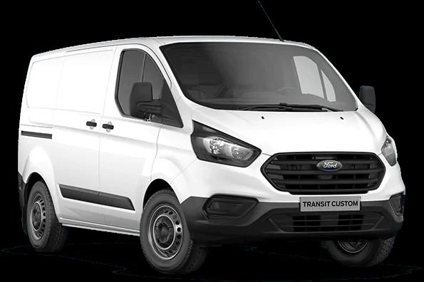 Transit-custom-van